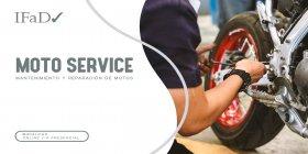 MANTENIMIENTO - SERVICE Y REPARACIÓN DE MOTOS