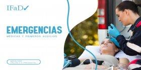 CURSO DE EMERGENCIAS MEDICAS  Y PRIMEROS AUXILIOS