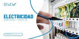 Electricidad Domiciliaria y hasta 10 k