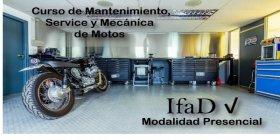 Manual de mantenimiento, servicio y mecánica de motocicletas