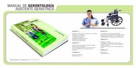 Manual de Gerontología - Del Envejecimiento Activo a los cuidados especiales