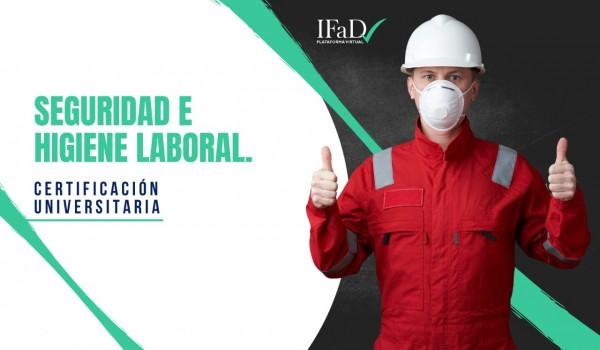 SEGURIDAD E HIGIENE EN EL AMBITO LABORAL - 120 HS RELOJ